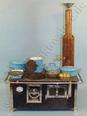 History of the doll stoves